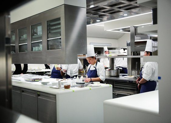 Inside the French Laundry's new $10 million kitchen