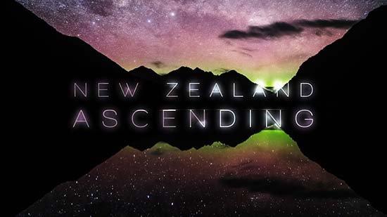 New Zealand Ascending In Stunning 8K
