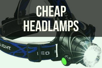 Cheap headlamps - pros and cons