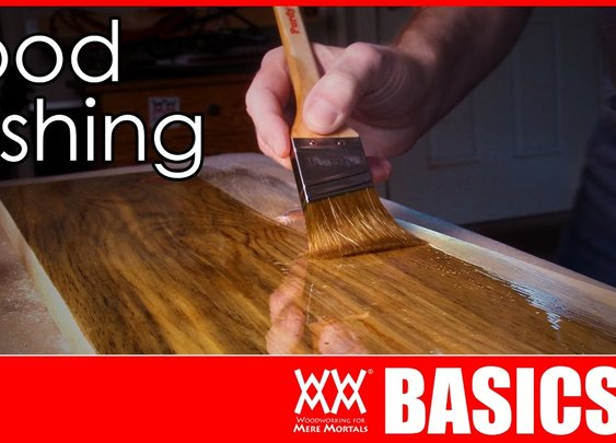 Wood Finishing Made Easy
