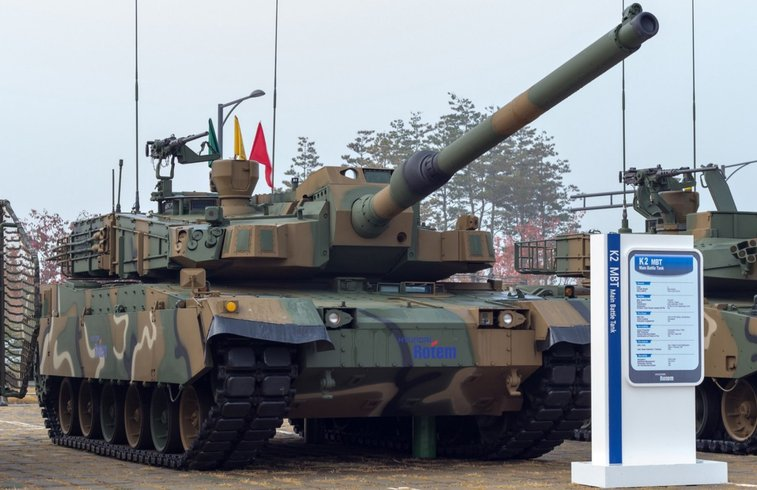 South Korea's 'Low Rider' Tank Is the Ultimate Mountain Fighting Vehicle