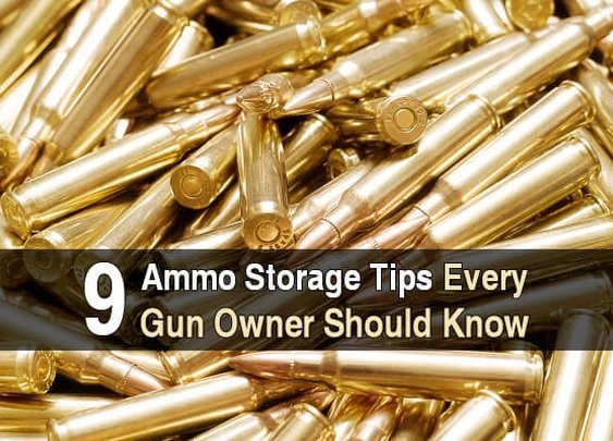 9 Ammo Storage Tips Every Gun Owner Should Know   Urban Survival Site