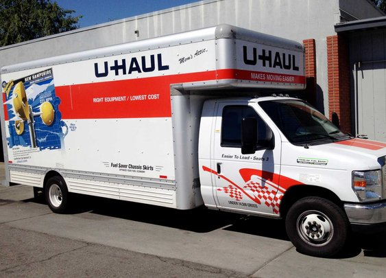 U-Haul driver evades cops on high-speed chase in SF