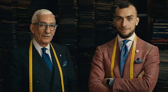 Here's how Italy's master tailors achieve greatness