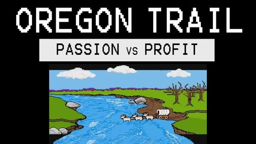 Oregon Trail: The Origin Story