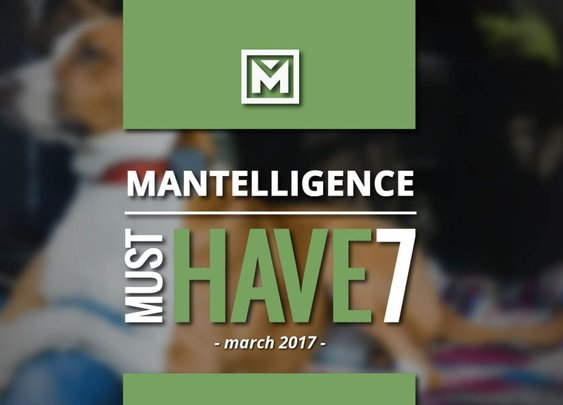 MNTL Must-Have 7 [March 2017]