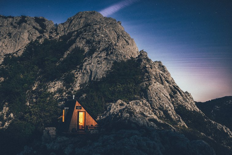 A Cabin In Croatia
