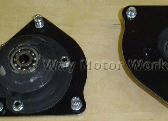 Ireland Engineering Camber plates (non-adjustable) R50/R53 - Way Motor Works