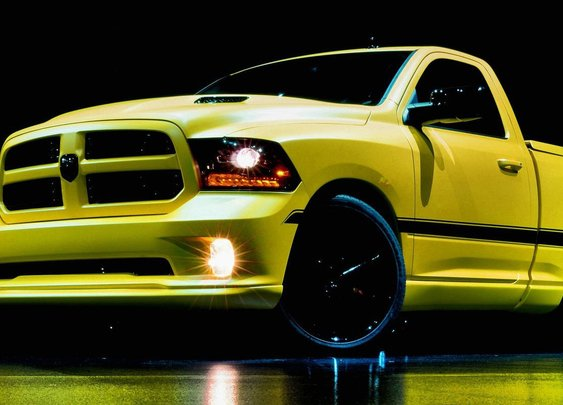 The Man Who Developed the 911 GT3 Drives a Hemi-Powered RAM 1500