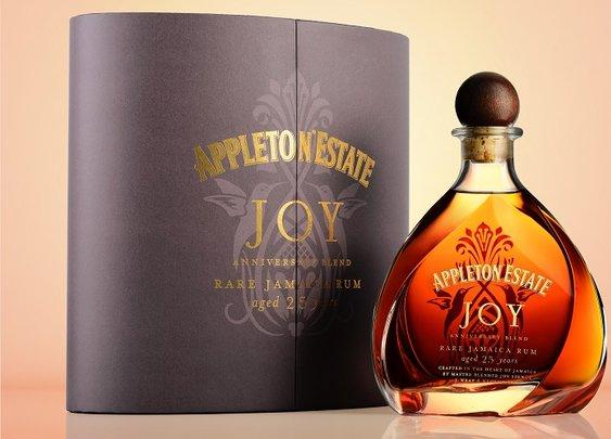 Appleton Estate Joy Anniversary Blend Honors Female Master Blender