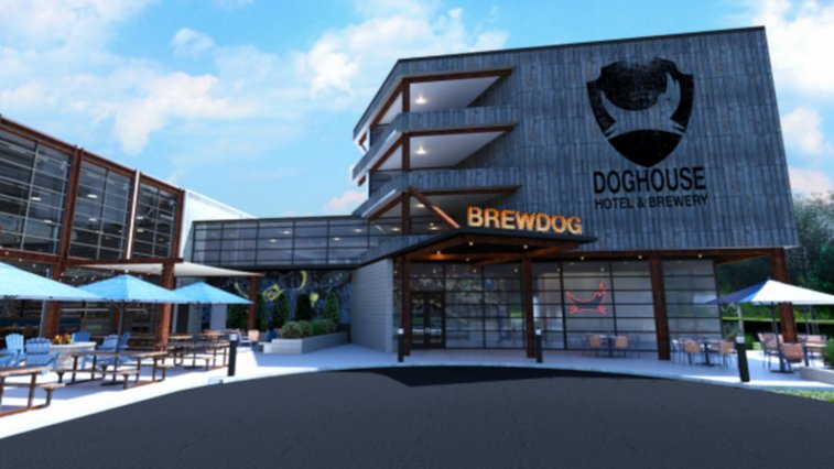 This Hotel Wants to Be a Disneyland For Beer Lovers - Eater