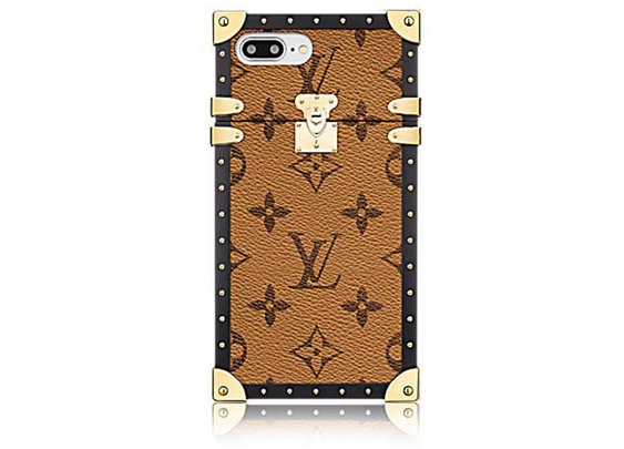 Louis Vuitton Eye-Trunk iPhone 7 & 7 Plus Case is Now Available