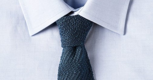 A $314 tie made from spiderwebs