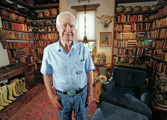 Many claim they've solved Forrest Fenn riddle, but treasure hunt continues - Local News - Santa Fe New Mexican
