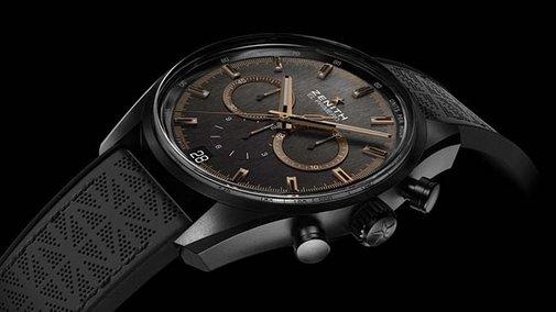 Zenith Chronomaster El Primero Range Rover Velar Watch