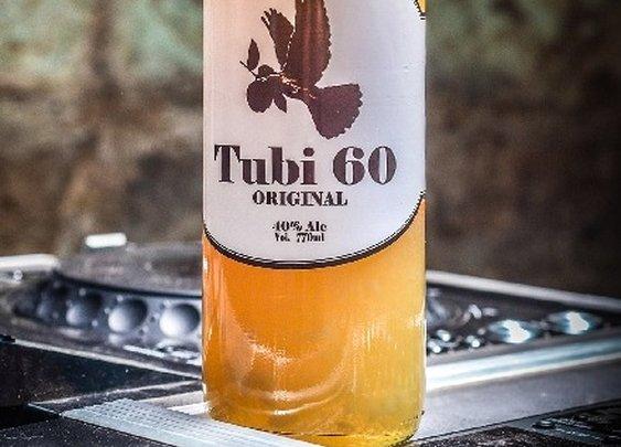 Tubi 60 Is Israel's Favorite Liquor