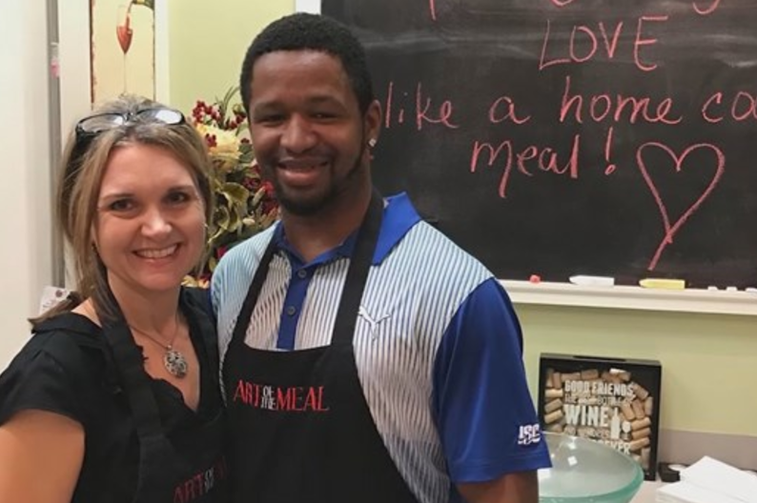 Texas woman helps homeless man build a new life