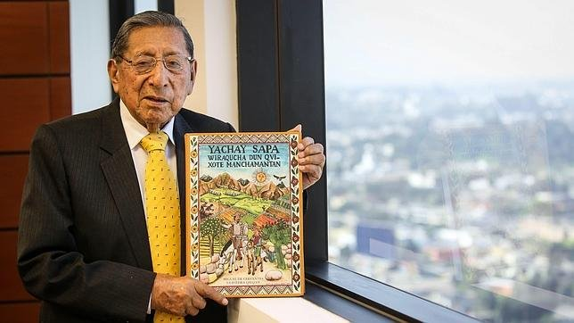 A 91 Year-Old Peruvian Man Translated 'Don Quijote' to Quechua