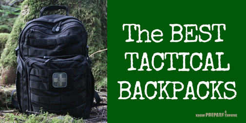 Best Tactical Backpacks of 2017: Reviews, Features, & Our Top Picks