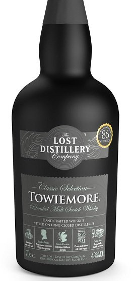 Lost Distillery Towiemore Classic Selection Whisky Review