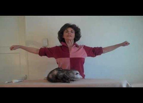ME Pearl Presents Proper Opossum Massage