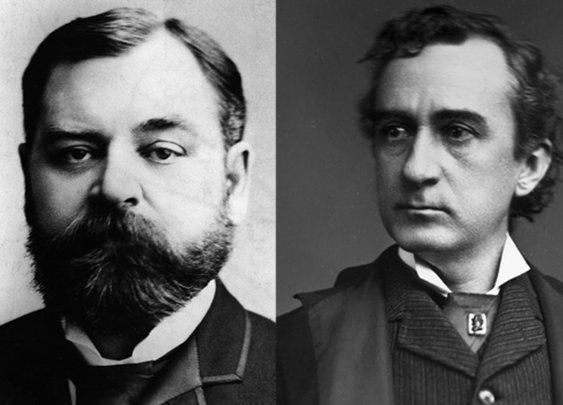 The Time John Wilkes Booth's Brother Saved Abe Lincoln's Son