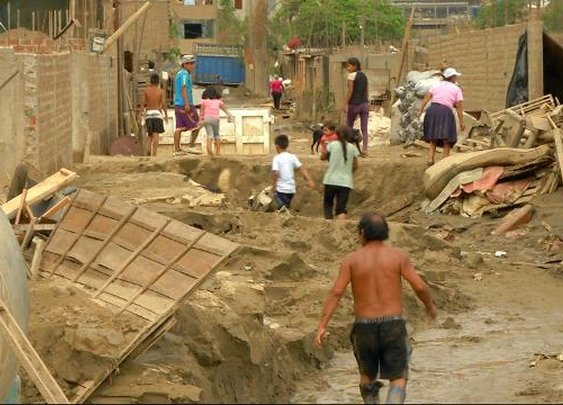 Deadly Peru floods leave thousands homeless | Peru News
