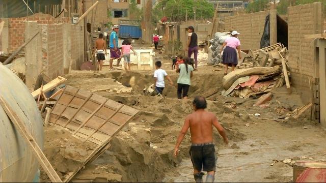 Deadly Peru floods leave thousands homeless | Peru News
