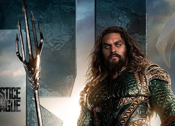 JUSTICE LEAGUE Teaser Gives Us What We Want: More Aquaman