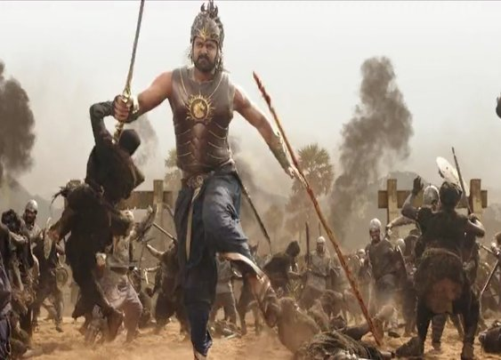 Bahubali: The Beginning - Final Battle Scene