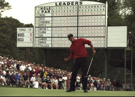 The Class of '97 - When Tiger Changed Golf Forever