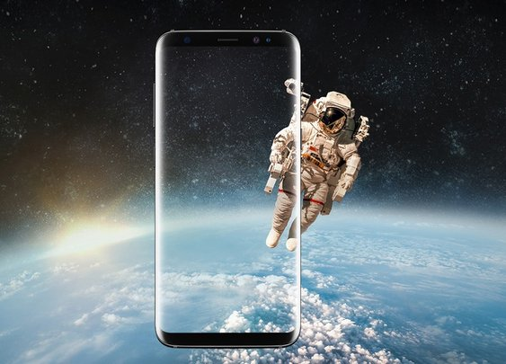Samsung Galaxy S8 & S8+ Unveiled With Infinity Display, Thin Bezel & All New Bixby Assistant - Bonjourlife