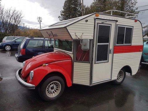 The Beetle Camper