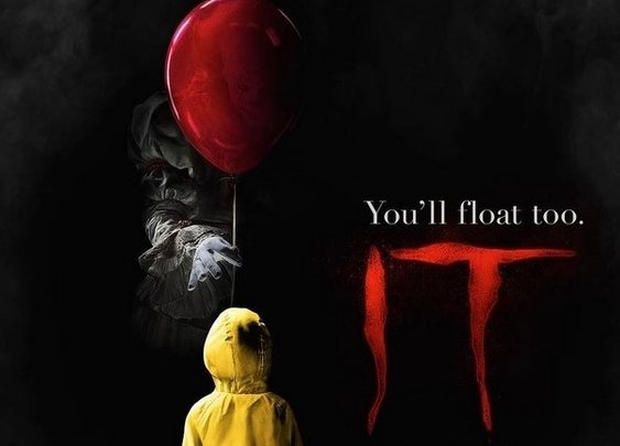 Official trailer for Stephen King's 'It' proves you'll float too