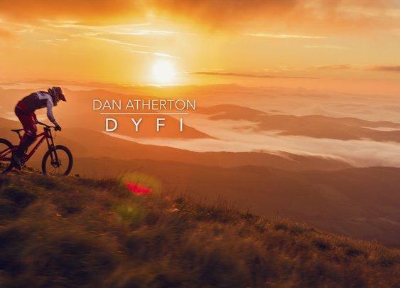 Dan Atherton Shreds Latest Mountain Bike Creation in Dyfi