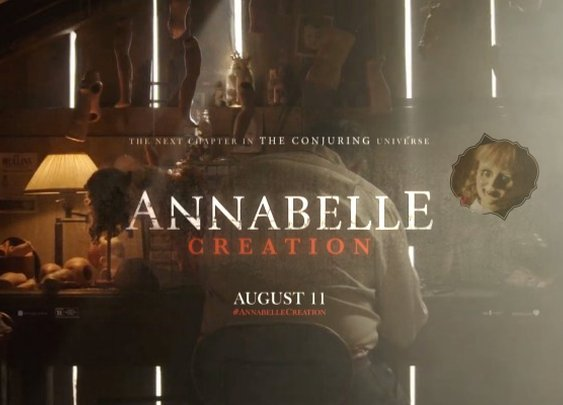 ANNABELLE: CREATION Teaser Shows Us The Creation Of Pure Creepiness