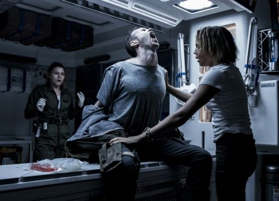 Alien: Covenant Wants You To Run, Hide, and Pray In New TV Spots