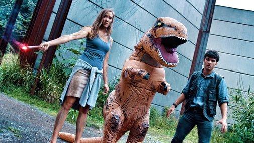 Jurassic Parkour