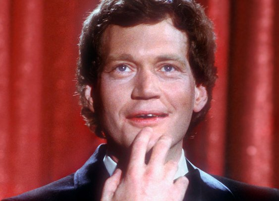 How David Letterman Became a Gen-X Icon
