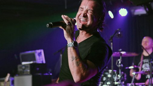 Newly sober Scott Stapp claims to have been visited by Scott Weiland's ghost