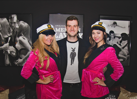 The next American Playboy: Cooper Hefner on his father's legacy and bringing back nudity | The Drum