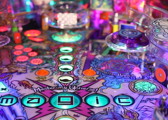 The curious story of Magic Girl, the would-be greatest pinball machine of all time   Popular Science