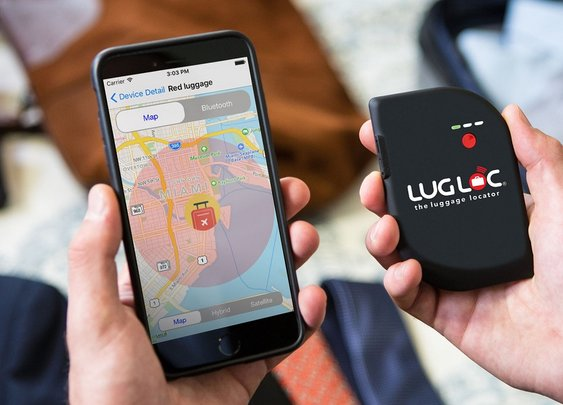 GPS Luggage Locator is a Time-saving Travel Essential - Bonjourlife