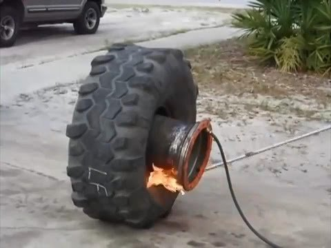 Ether Tire Mounting Explosion Compilation - YouTube