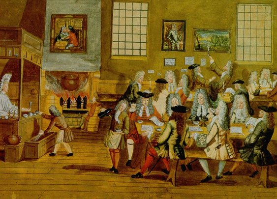 """The Coffee Revolt of 1674: When Women Campaigned to Prohibit """"That Newfangled, Abominable, Heathenish Liquor Called COFFEE""""   Open Culture"""