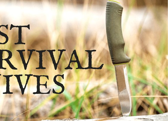 The Best Survival Knife Reviews 2017 - What are the Top Fixed Blade Knives for Preppers?