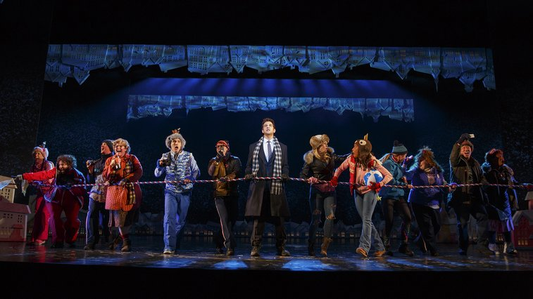 'Groundhog Day' Is Now A Musical, And Here Are The Songs