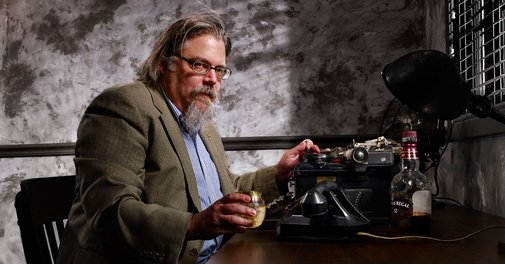 PUNCH | David Wondrich, Author and Drinks Historian