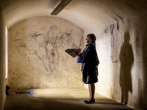 Secret Room Holds 'Lost' Michelangelo Artwork
