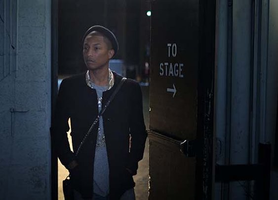 Pharrell Williams Stars in Chanel's Gabrielle Bag Movie